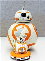 "BB-8's come in different sizes and with different functions. See more ""Star Wars"" coverage at www.post-gazette.com/starwars."