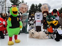 "Citiparks ""Mascot Skake"" will take place on Saturday at Schenley Park Skating Rink."