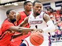 Duquesne's Derrick Colter is now the team's go-to star with fellow senior Jeremiah Jones and Micah Mason sidelined with injuries, and will be called upon against Davidson today.