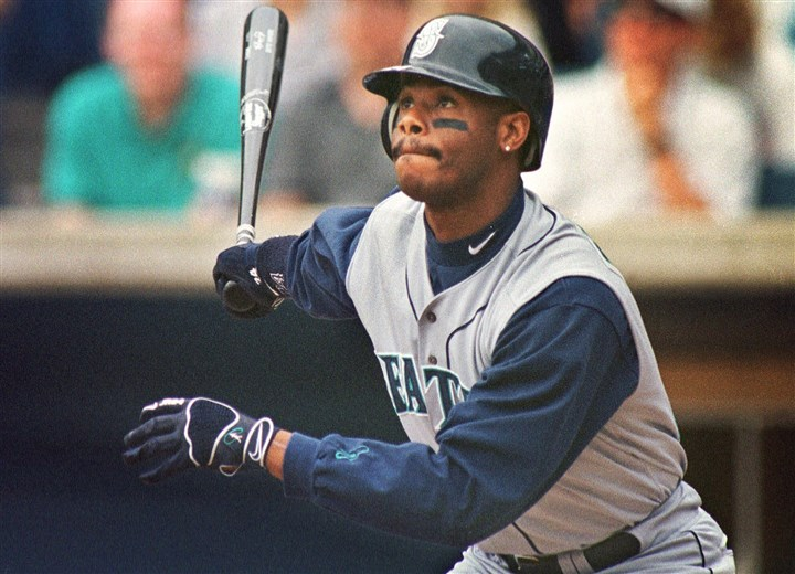 59G01KAZ Ken Griffey Jr. is the 23rd native Pennsylvanian in the Hall of Fame.