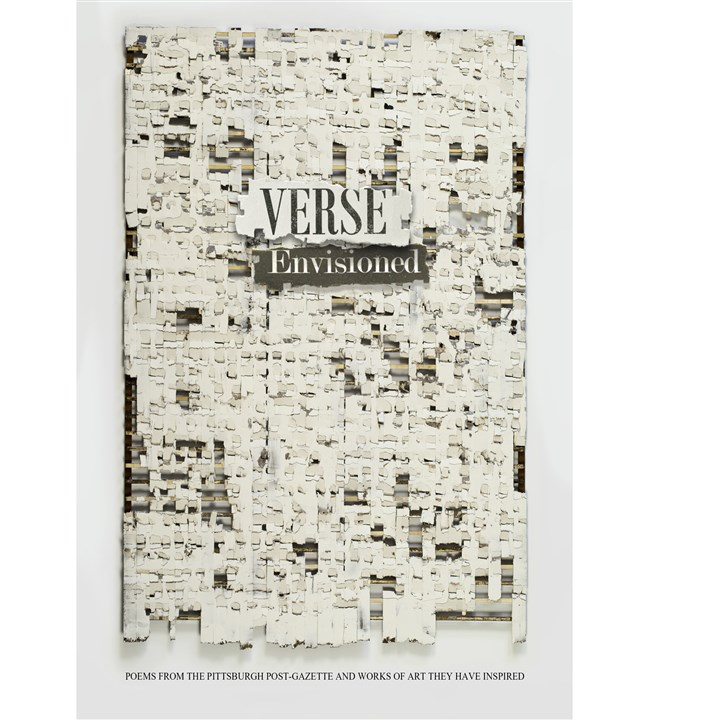 "VerseCover.jpg ""Verse Envisioned: Poems From the Pittsburgh Post-Gazette and Works of Art They Have Inspired"""
