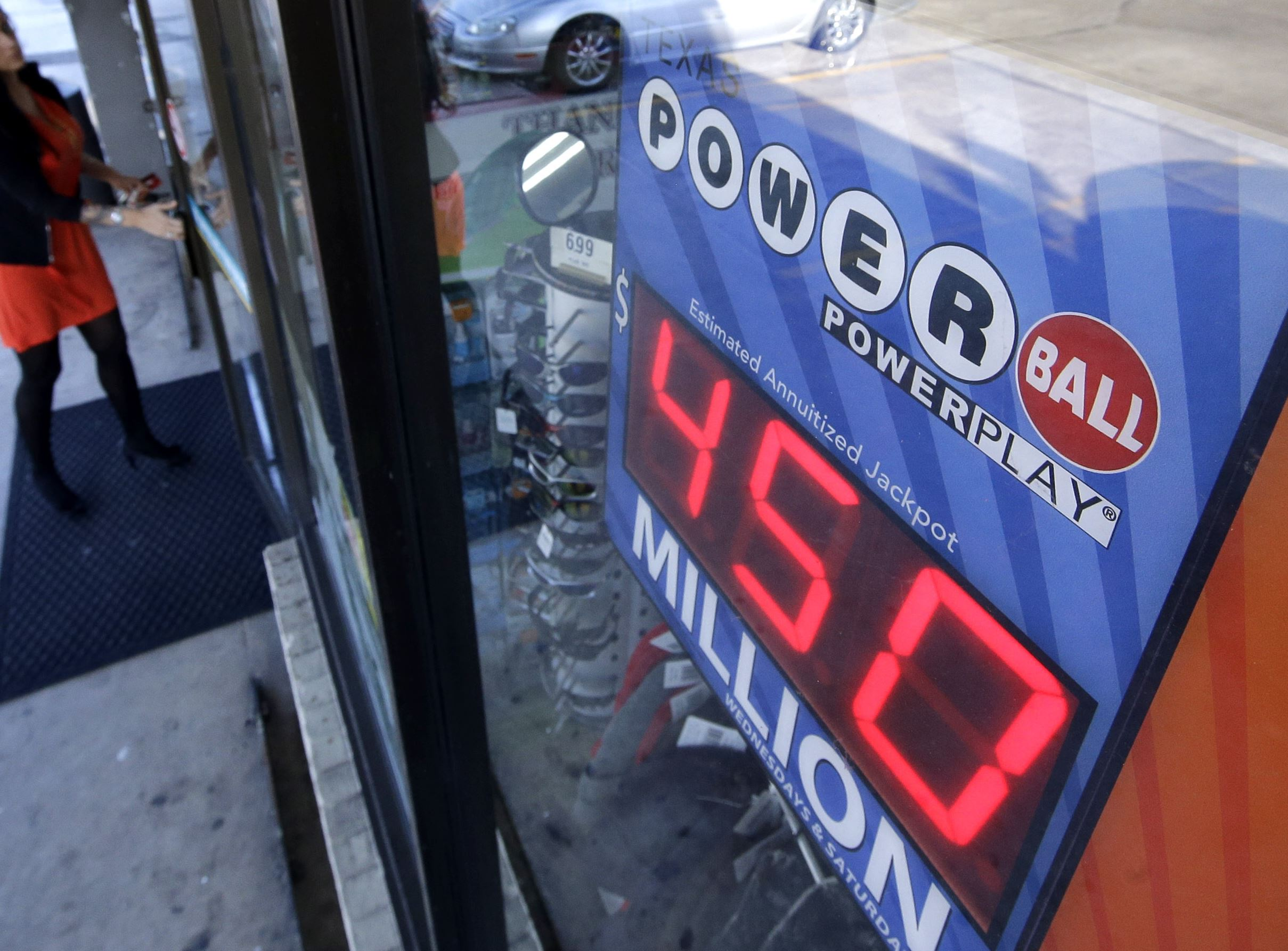 Powerball jackpot reaches $500 million