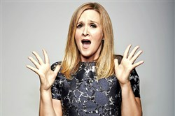 "Samantha Bee, host of TBS late-night talk show, ""Full Frontal."""