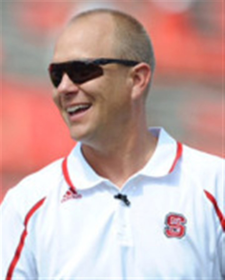 Matt Canada Matt Canada spent the last three years as the offensive coordinator at North Carolina State.