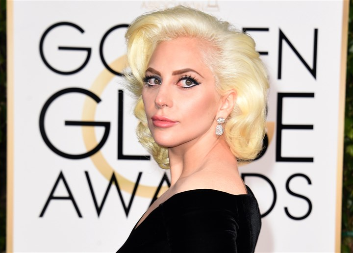 Lady Gaga Lady Gaga will be singing the national anthem at this weekend's Super Bowl 50.