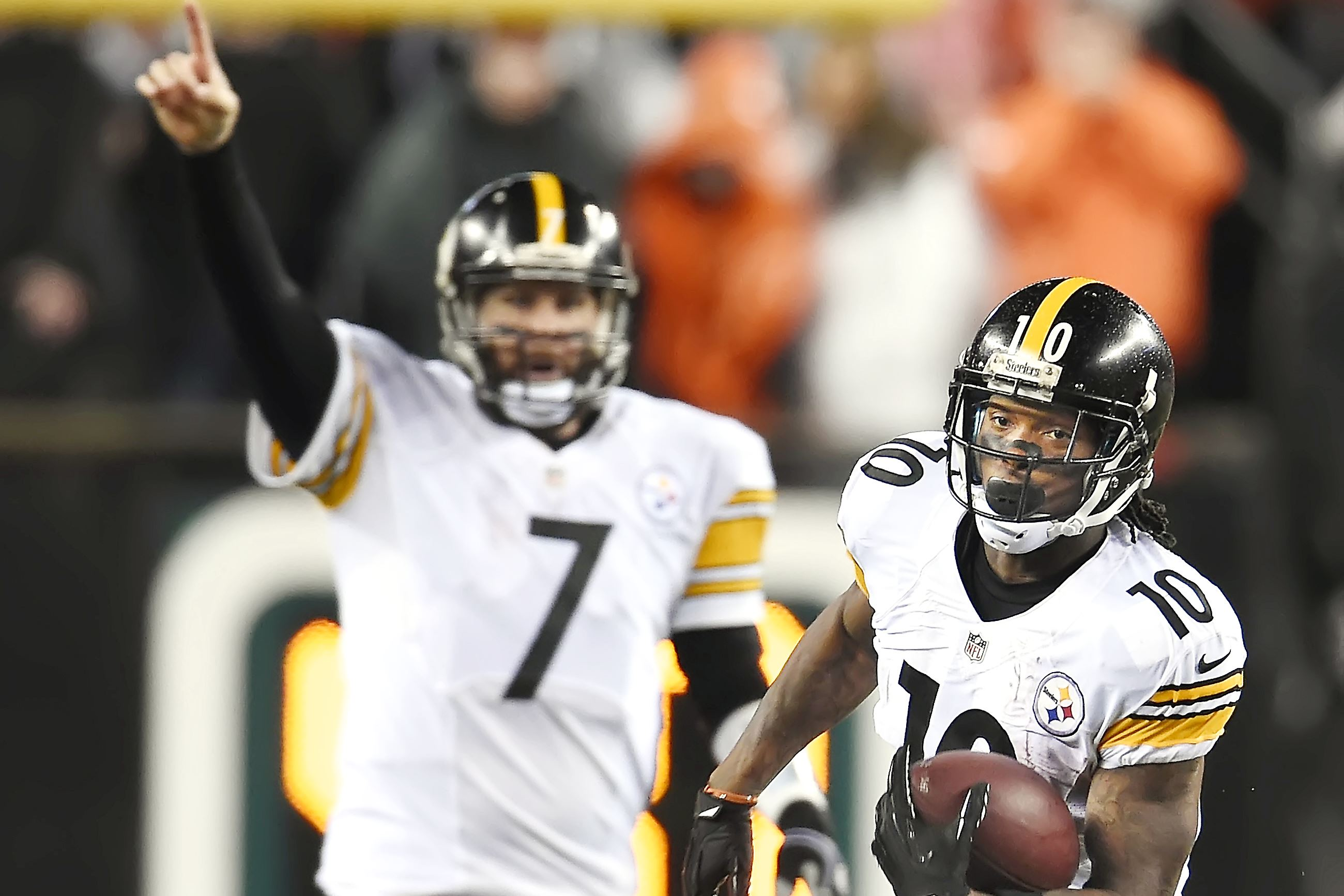 Roethlisberger says suspended receiver Bryant lied to him