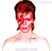 "Watch that man: ""Aladdin Sane,"" 1973."