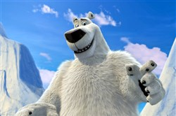 """Norm of the North"" is voiced by Rob Schneider."