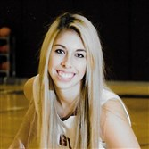 Gabrielle Smith, a senior G/F at Quigley Catholic is this week's female athlete of the week.