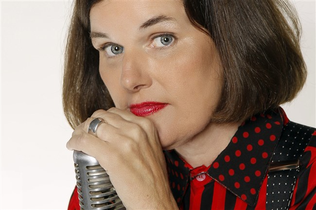 Comedian Paula Poundstone hits town this weekend.  She will perform at the Carnegie of Homestead Music Hall in Munhall.