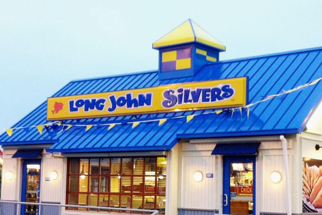 Long John Silver Restaurant Kitchen