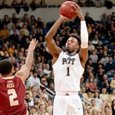 Pitt's Jamel Artis, shown in action last season, will be a key performer for new Pitt coach Kevin Stallings this season.