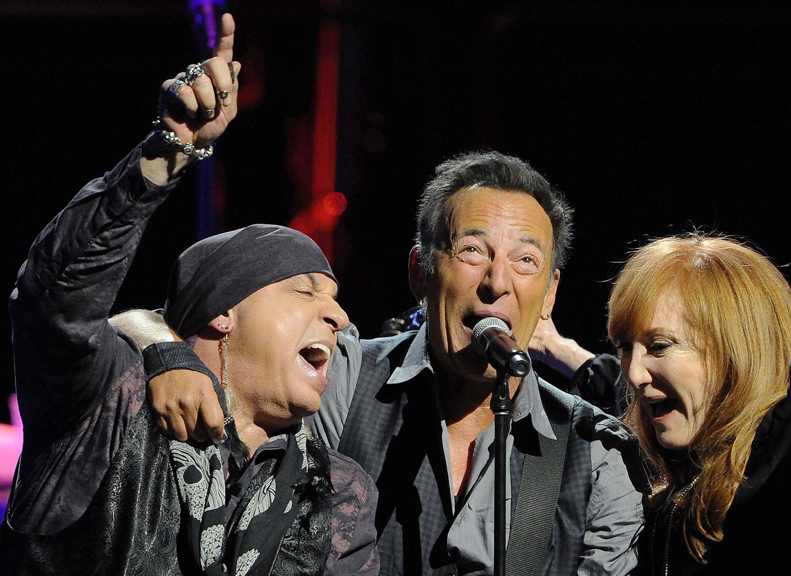 Bruce Springsteen Tour  Setlist