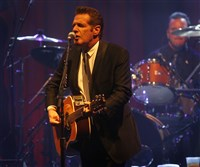 Glenn Frey of the Eagles performs at Muhammad Ali's Celebrity Fight Night XVI in Phoenix, Ariz., in 2010.