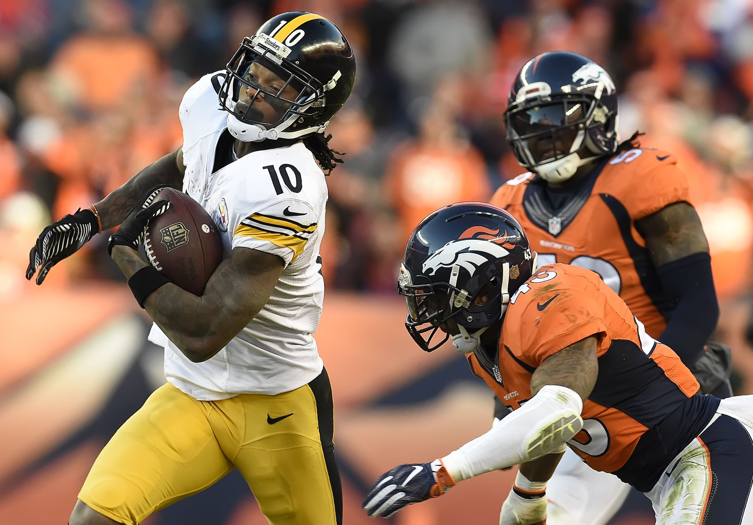 Gerry Dulac's Two-Minute Drill: Steelers vs. Broncos