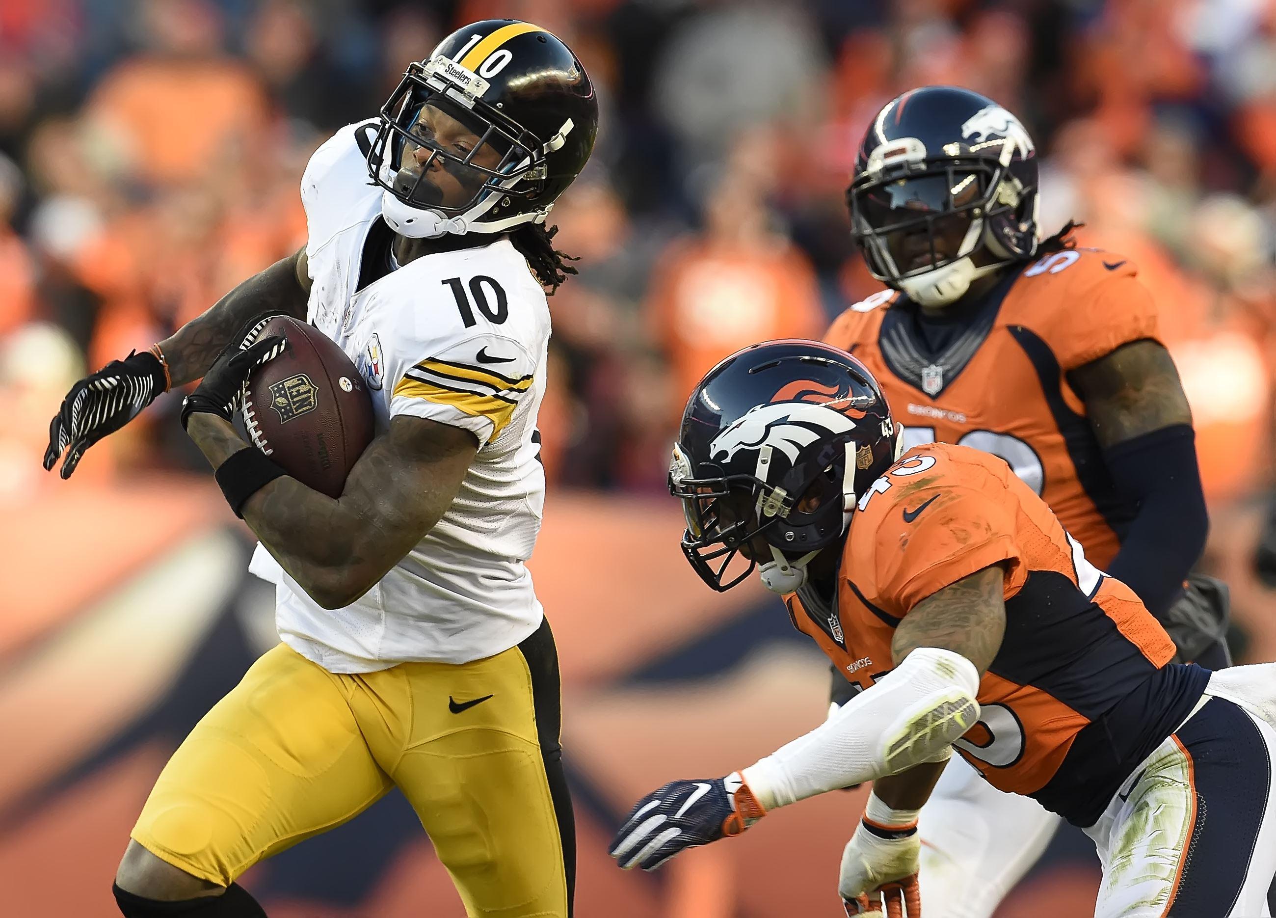 Martavis Bryant is not getting cut — Steelers GM