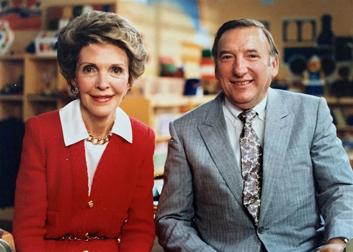 "Lloyd Kaiser In 1983, WQED, then headed by Lloyd Kaiser, won acclaim after producing ""The Chemical People,"" a mini-series hosted by first lady Nancy Reagan that tackled the social epidemic of drug and alcohol abuse among the nation's youth."