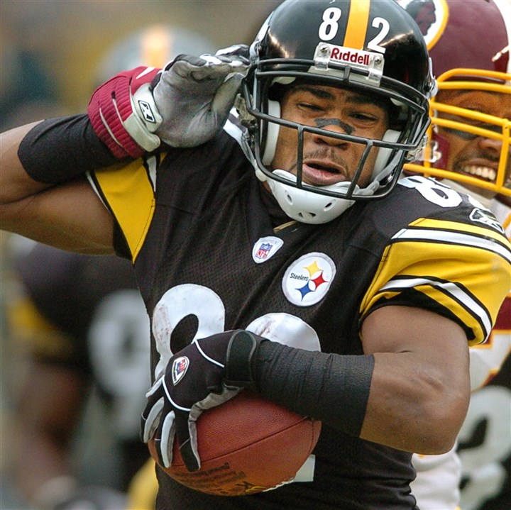 "Pittsburgh Steelers Former Steelers receiver Antwaan Randle El: ""Right now, I wouldn't be surprised if football isn't around in 20, 25 years."""
