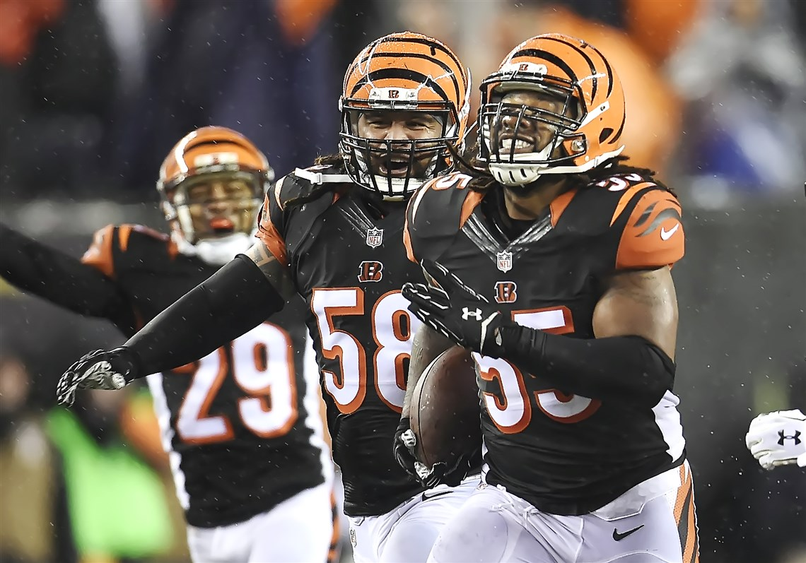 David DeCastro on the Bengals This isn t MMA We re just trying