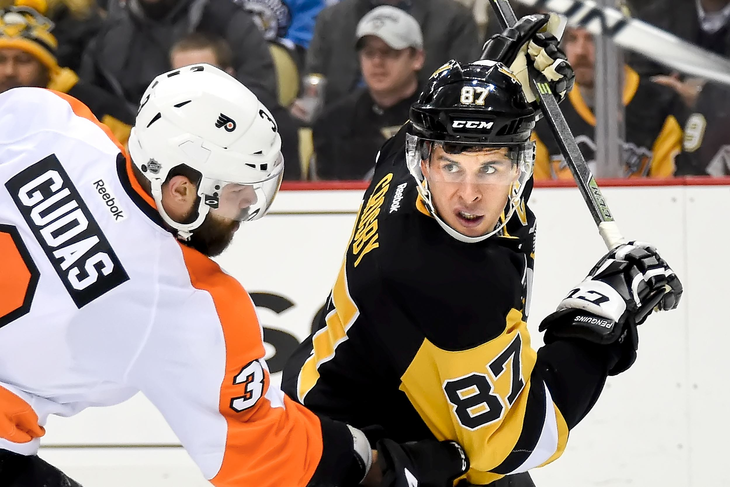 Rest is nice, but Crosby, Fleury wouldn't mind being in Nashville