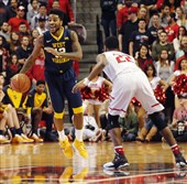 West Virginia's Tarik Phillip was the biggest reason the Mountaineers didn't falter at Texas Tech.