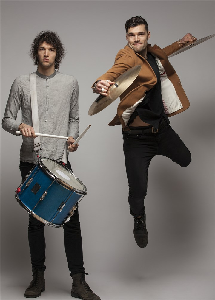 20160128HOKingCountry Australian pop duo King & Country headlines the Winter Jam Tour at Consol Energy Center on Saturday.