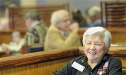 "Edna Mae Tuite of Beechview, who worked at the Banksville Road Eat'n Park for more than 40 years, died Monday.  ""She was the sweetest person you'd ever want to meet,"" said Carol Farinella, who was a server with Mrs. Tuite for 15 years. ""Everybody loved her. She would waltz through work humming all the time. She was so happy.:"