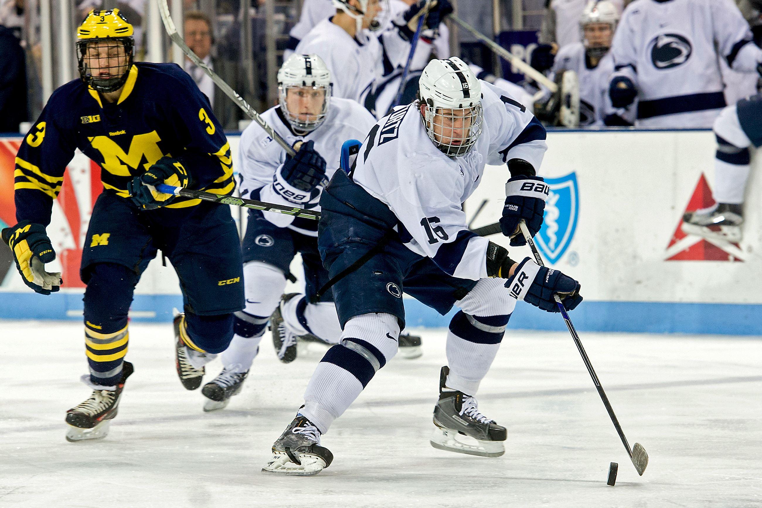 Penn State men's basketball, ice hockey prep for trip to ...