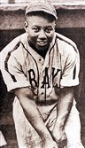"Josh Gibson from the early 40's.   The baseball player is  the subject of New Horizon Theater's ""Josh: The Black Babe Ruth."""