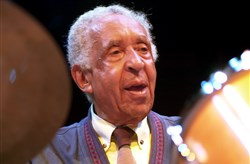 Joe Harris, 89; legendary jazz drummer