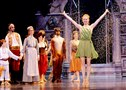 "Julia Erickson, right, is Tinker Bell in Pittsburgh Ballet Theatre's production of ""Peter Pan."""