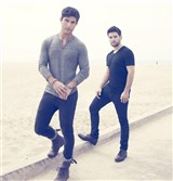 Dan Smyers and Shay Mooney are country duo Dan + Shay.