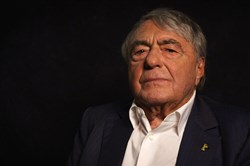 "Claude Lanzmann reflects on his 30-ear-old documentary  ""Shoah,"" in the Oscar-nominated documentary short, ""Claude Lanzmann: Spectres of the Shoah."""
