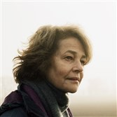 "Charlotte Rampling is nominated for an Oscar for ""45 Years."""
