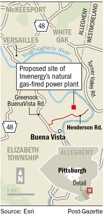 Elizabeth gas plant w/DMOORE story