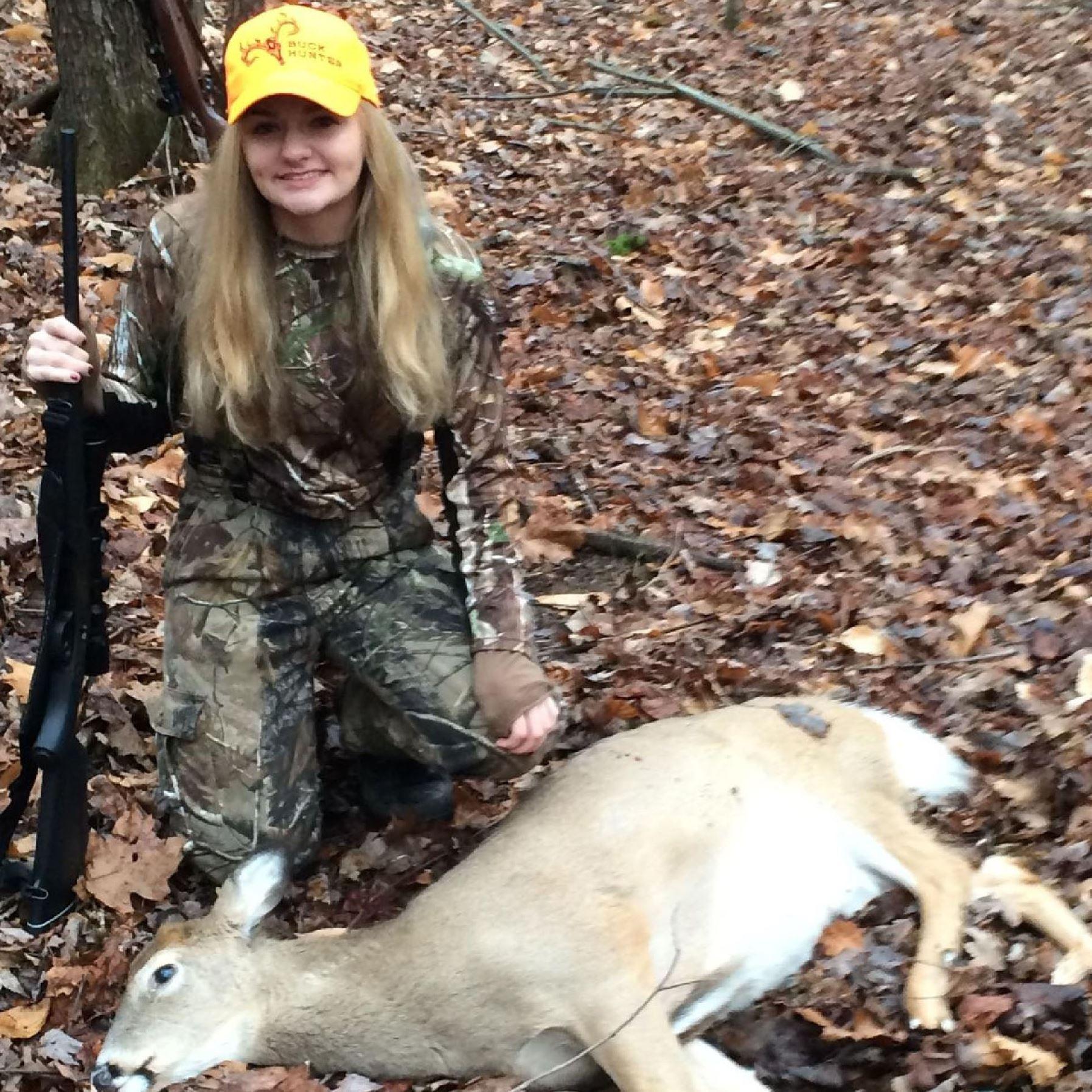 stories california junior deer hunt
