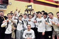 Belle Vernon crushed Canon-McMillan, 42-18, to win the WPIAL Class AAA team tournament.