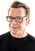 Tom Arnold performs at the Pittsburgh Improv at the Waterfront.