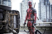 "Ryan Reynolds is a most unconventional anti-hero in ""Deadpool."""