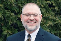 Calvin Troup has been named Geneva College's next president and will take office in spring.
