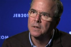 Jeb Bush is charisma-challenged, which is fine.