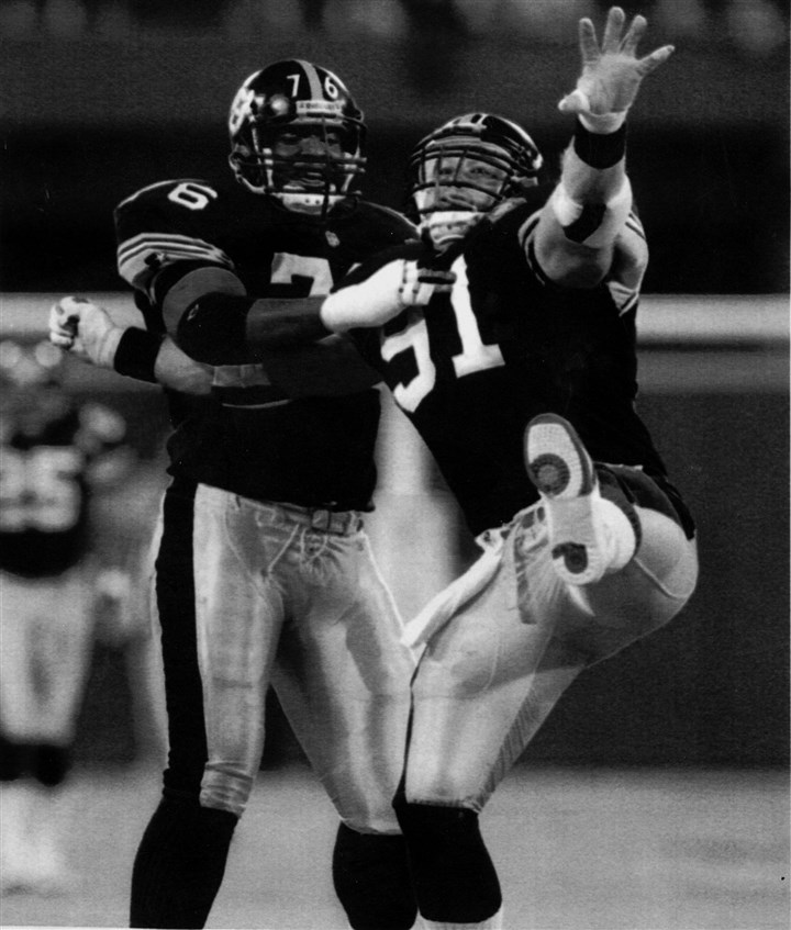 Kevin Greene Kevin Henry and Kevin Greene celebrate after Greene sacked Buffalo Bills quarterback Jim Kelly during a 1994 game.