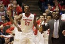 Dayton got an upset scare Tuesday night from Duquesne, but edged the Dukes for an Atlantic 10 win.