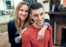 Zia Marinzel and David Short: The $5,000 price tag of her ring represented about three months of his annual income as a budding real estate flipper.
