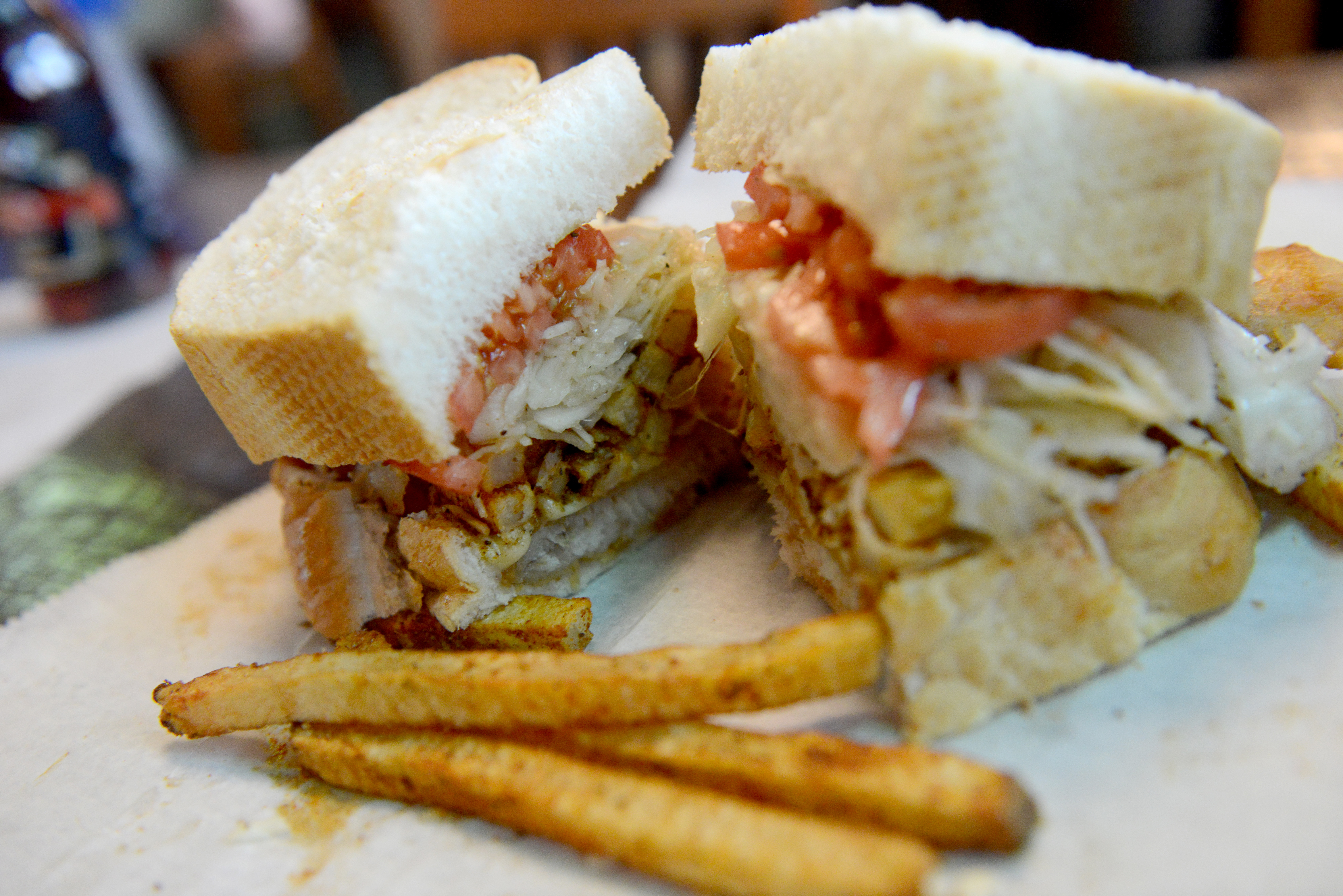 Primanti bros has 2 new offerings for lent pittsburgh for Fish and cheese