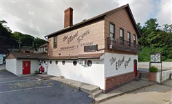 The Elbow Room restaurant & Lounge  in McKeesport.