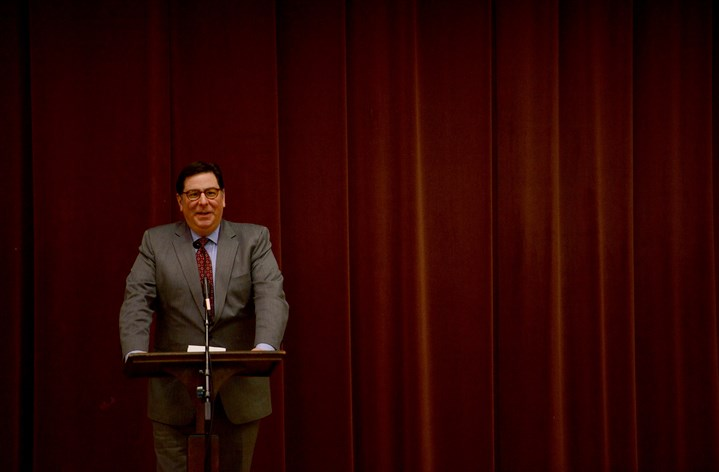 20160211MWHrefugeeLocal05-4 Mr. Peduto last year was one of 18 mayors across the country to sign a letter to the president pledging to take in refugees.