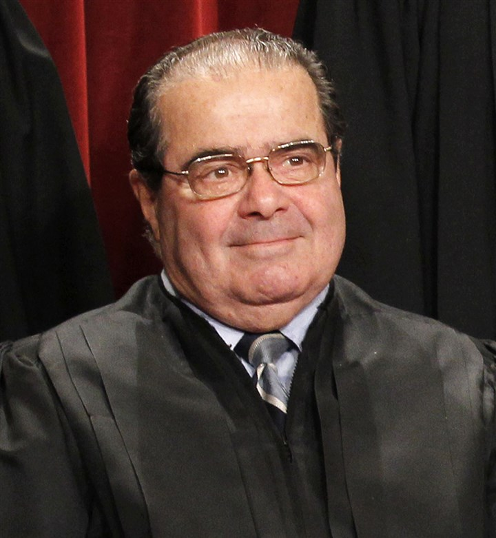 Scalia0215b-7 Associate Justice Antonin Scalia