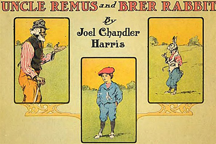 "uncle_remus0221_mag_brer_rabbit-2 ""Uncle Remus and Brer Rabbit,"" published in 1906."