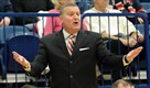 Duquesne head coach Jim Ferry